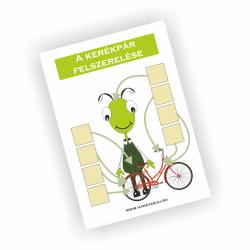 A kerékpár felszerelése (4.8.)